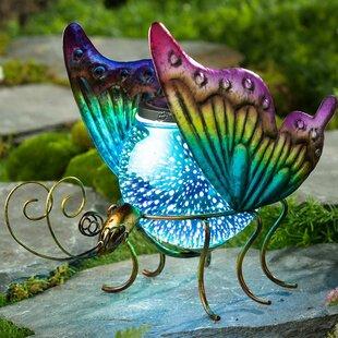 Solar Globe Garden Art