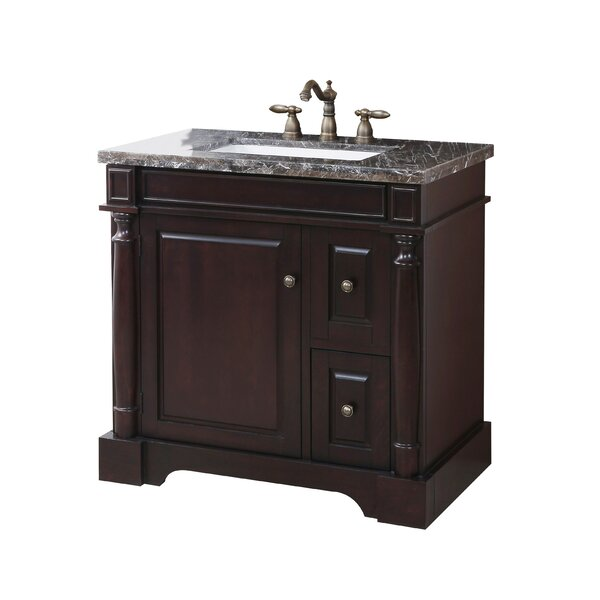 Crawford burke hancock 35 bathroom vanity set wayfair - Crawford and burke bathroom vanity ...