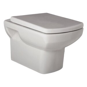 Länglicher WC-Sitz Aspect von Kartell