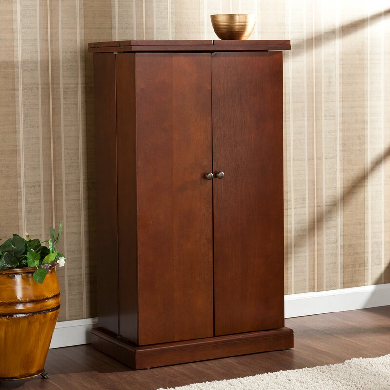 Calanthe Boswell Bar Cabinet With Wine Storage