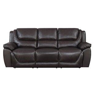 rish leather reclining sofa 4D5S9G4J