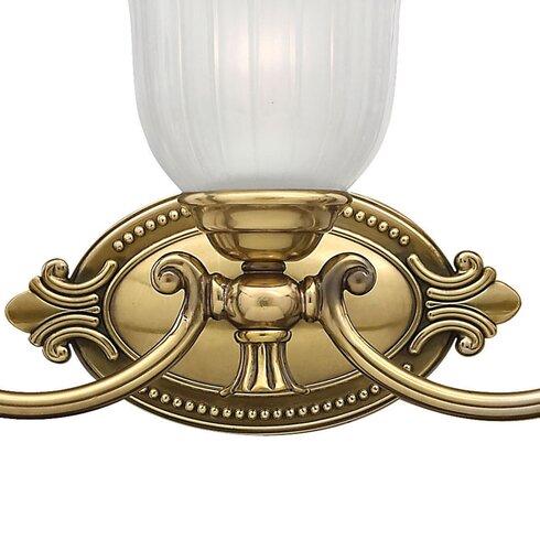 Hinkley Lighting Francoise 3-Light Vanity Light | Wayfair