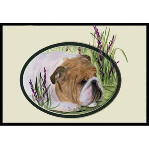 English Bulldog Doormat
