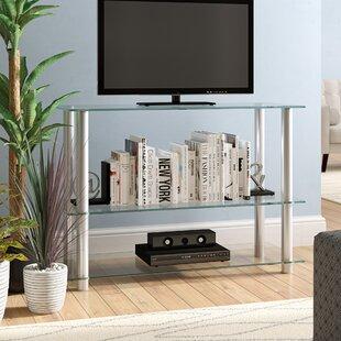 Glass Tv Stands Entertainment Centers You Ll Love Wayfair
