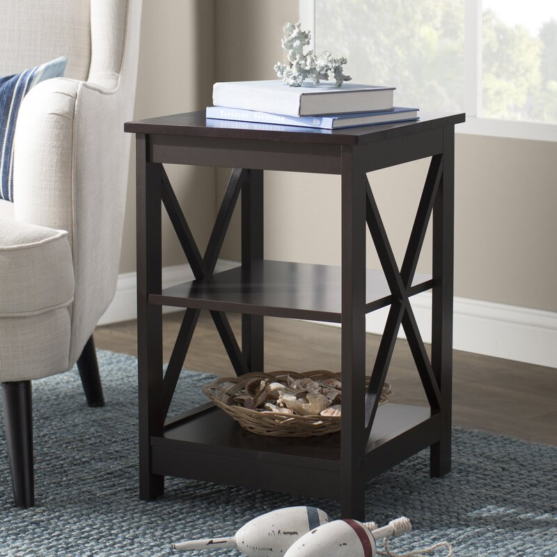 Beachcrest Home Stoneford End Table Amp Reviews Wayfair
