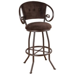 Hunley 34 Swivel Bar Stool New Design