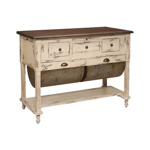 Simon Kitchen Island by Lark Manor
