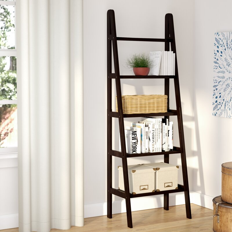 Genial Channing Ladder Bookcase