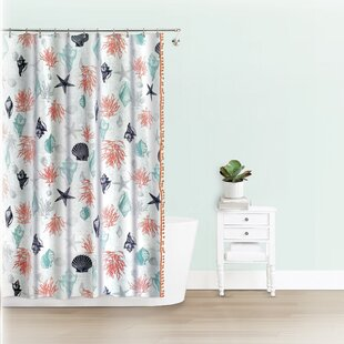 Foster Fabric Shower Curtain