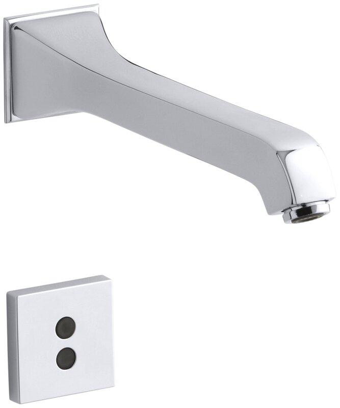 K-T11838-CP,VS Kohler Memoirs Wall-Mount Commercial Bathroom Sink ...