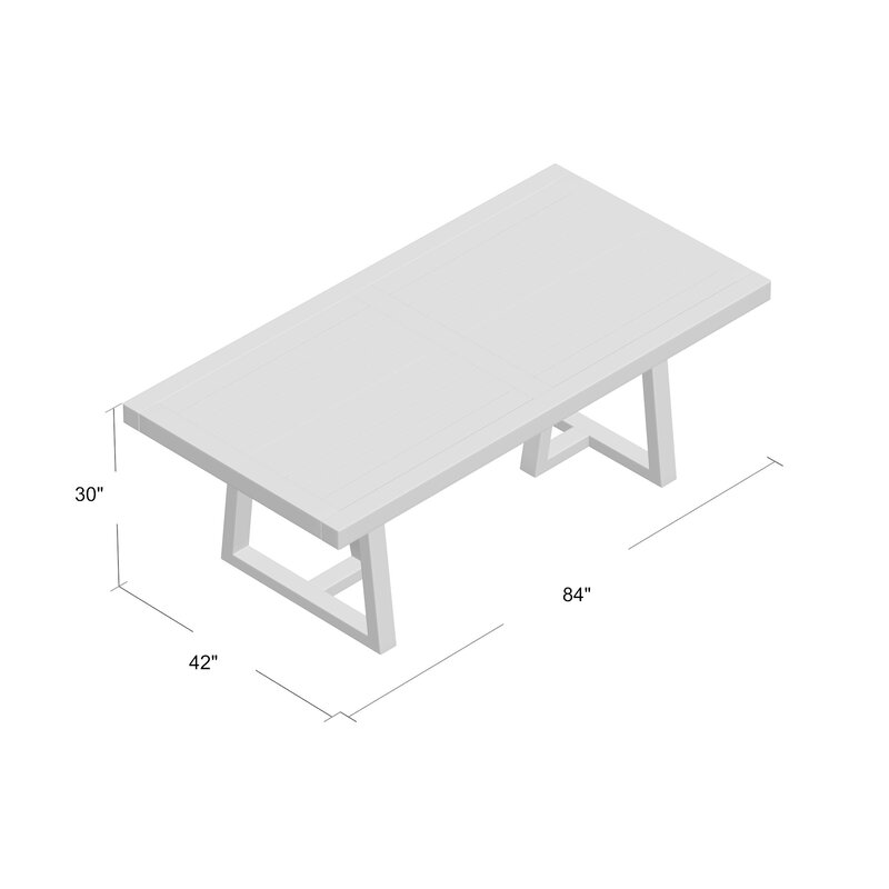 T J Dining Table