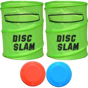 Disc Slam Flying Disc 4 Piece Set