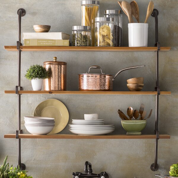 Lee Valley Kitchen Storage: Shelving You'll Love