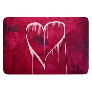 Miss You by Steve Dix Bath Mat