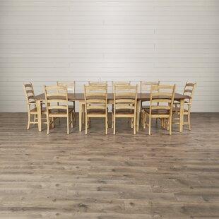 Huerfano Valley 12 Piece Dining Set