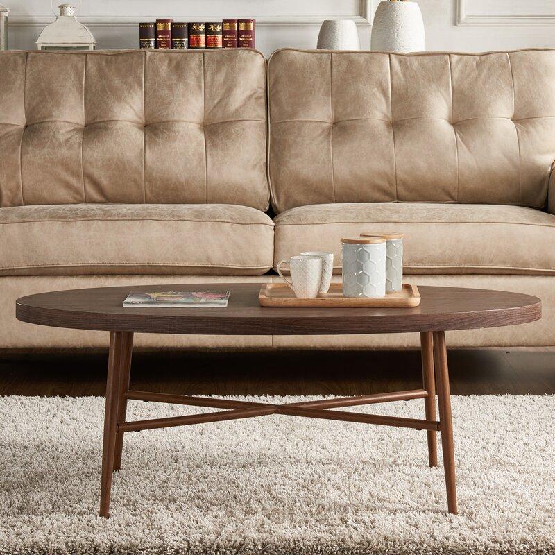 Umstead Oval Coffee Table