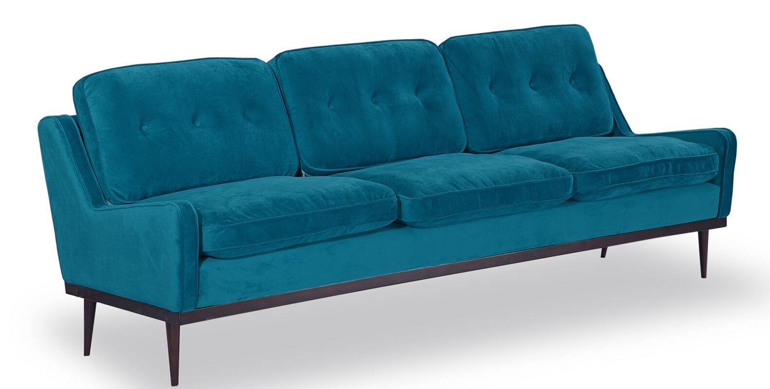 Agustin Midcentury Modern Sofa