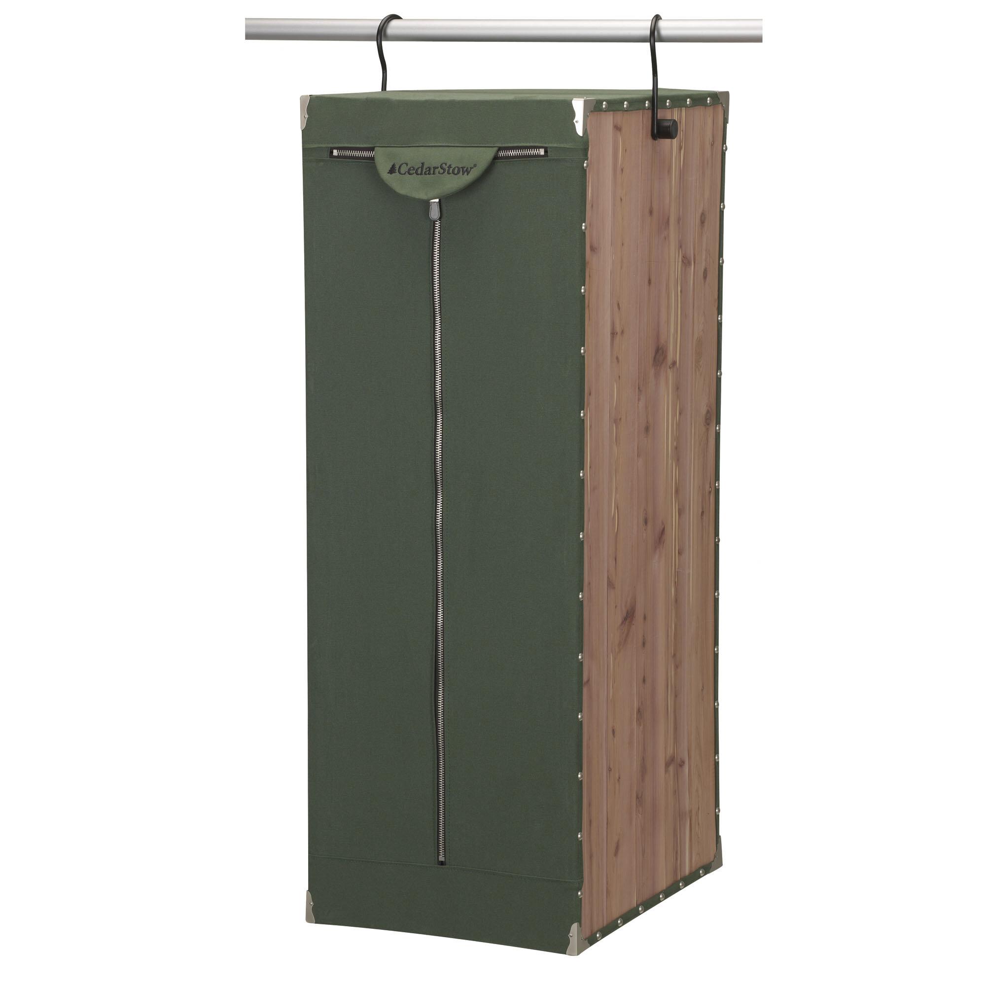 Household Essentials Cedarline Cedar Stow Hanging Suit Bag   Wayfair.ca ac4caecf3d