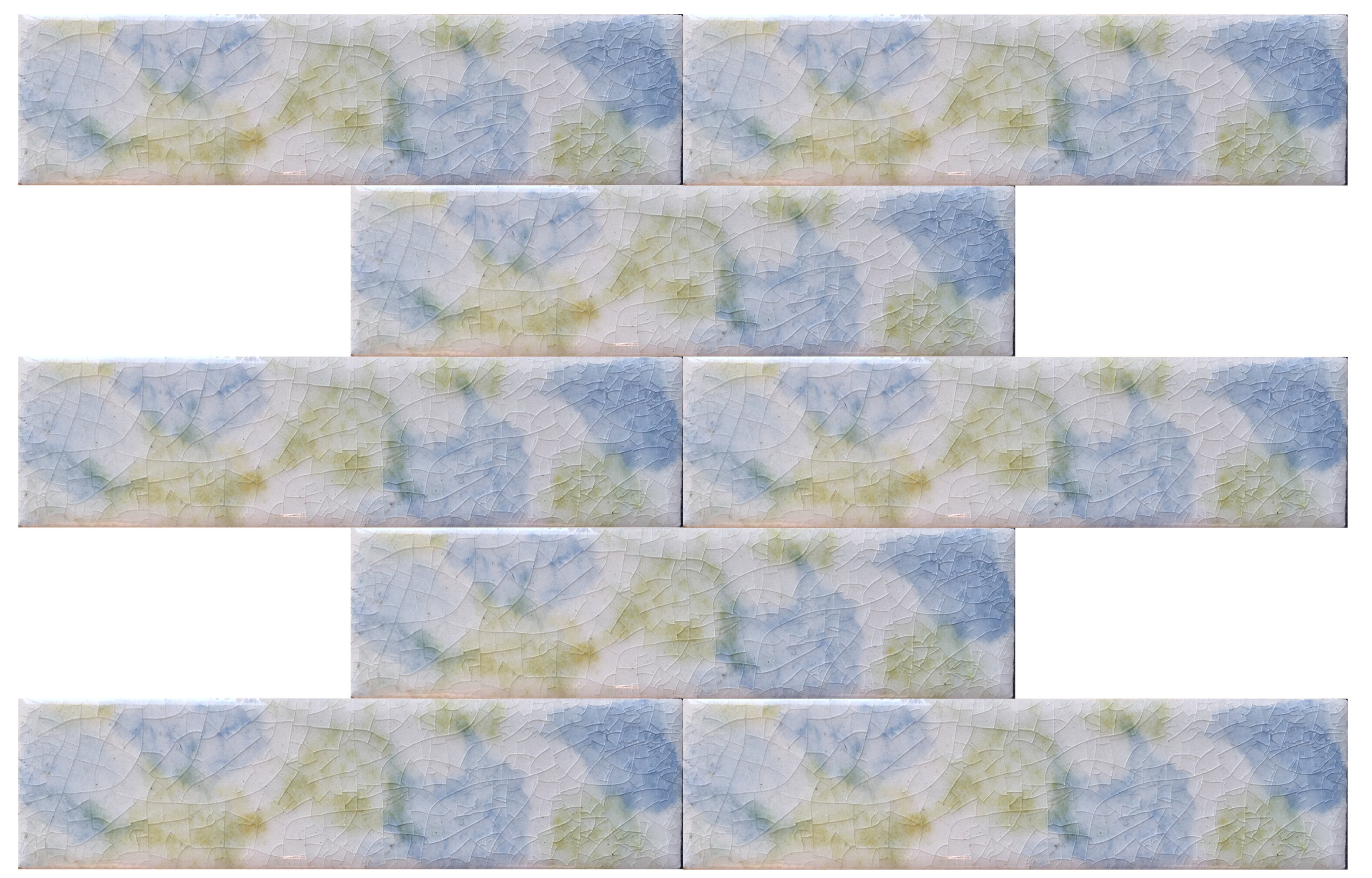 Victorian Fireplace Tile 1 5 X 6 Ceramic Subway In Cloudy Sky