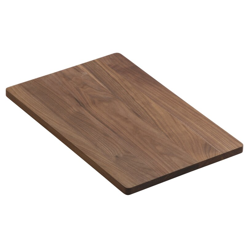 """Indio Hardwood 18-1/4"""" x 12"""" Cutting Board"""