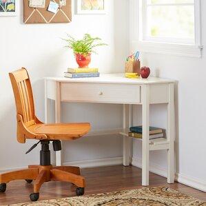 daniel half moon corner desk