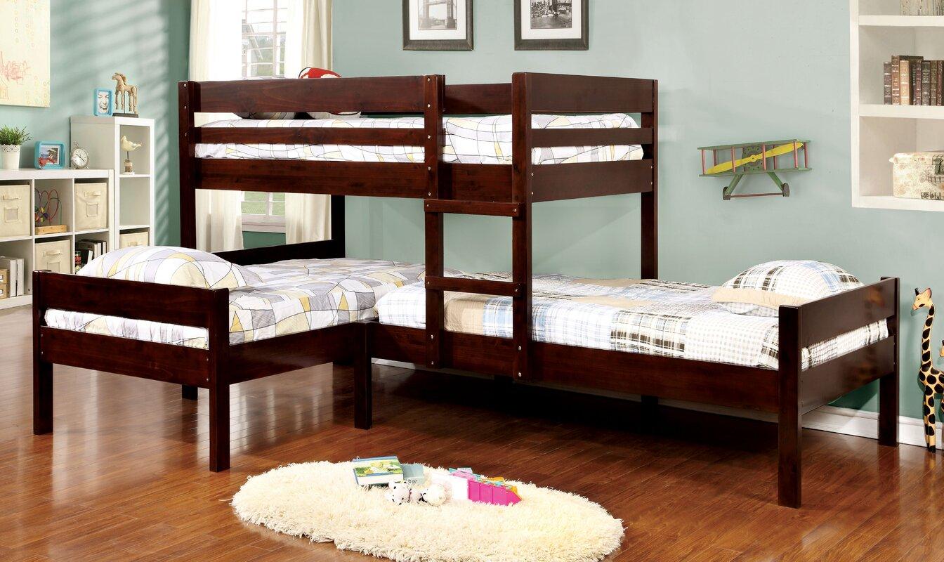 Harriet Bee Duncan Triple Bed Amp Reviews Wayfair