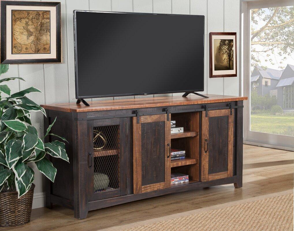 gracie oaks karlo 65 tv stand reviews wayfair. Black Bedroom Furniture Sets. Home Design Ideas