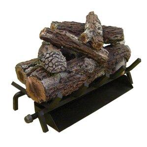 dansereau single burner natural gas fireplace