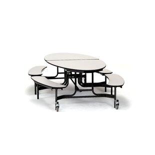 Astonishing National Public Seating 97 X 59 Rectangular Cafeteria Machost Co Dining Chair Design Ideas Machostcouk