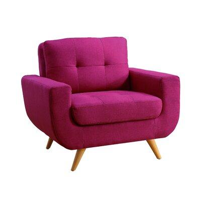 Fuschia Accent Chair Wayfair