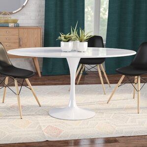 Julien Oval Dining Table by Langley St..