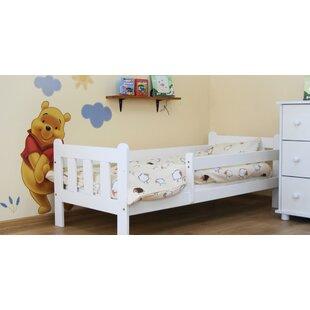 Alisa Convertible Toddler Bed by HoneyBee Nursery