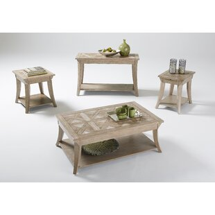 Ellsworth 4 Piece Coffee Table Set  sc 1 st  Wayfair & 4 Piece Coffee Table Set   Wayfair
