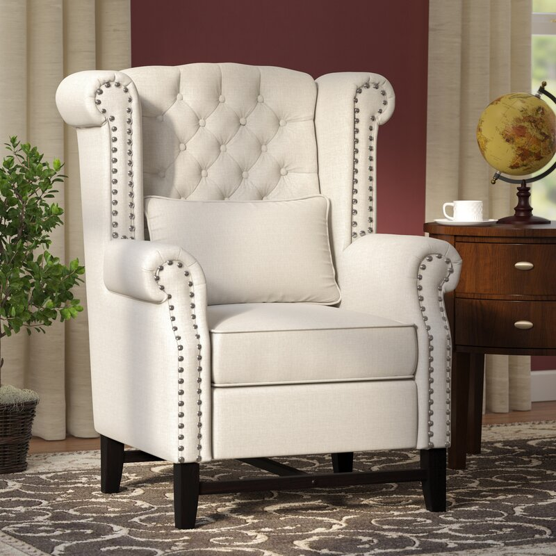 Porter Wingback Chair