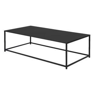 reputable site a3cb4 35a1f Black Metal-Top Coffee Tables You'll Love   Wayfair.ca
