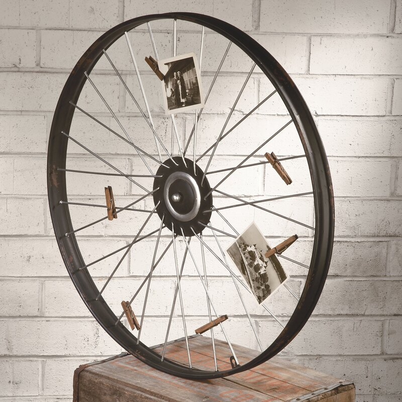 Tripar bike wheel wall decor reviews for Bicycle wheel wall art
