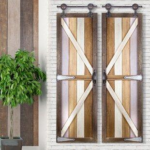 Unique Door Topper Wall Decor | Wayfair OA27