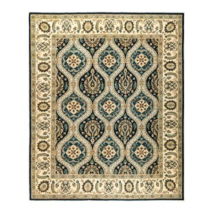 One Of A Kind Fine Ghazni Hand Knotted Multicolor Area Rug