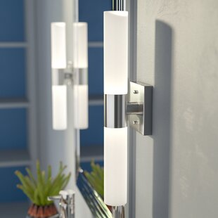 Modern Vanity Lighting Youll Love Wayfair - Master bathroom sconces