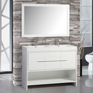 Chauncy 48 Double Sink Bathro...