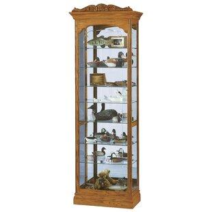 Branam Curio Cabinet