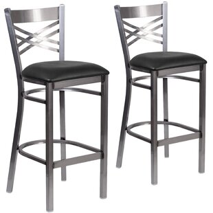 Dylon 31 Metal Bar Stool (Set of 2)