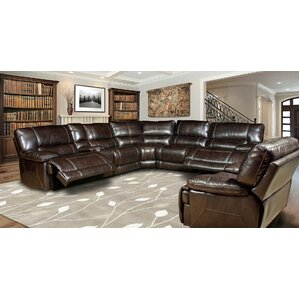 Sutherland Roger Reclining Sectional by Red ..