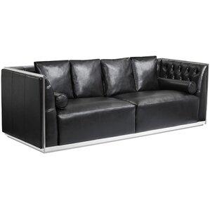 Club Maxime Chesterfield Sofa by Sunpan Modern