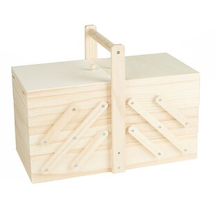 Wooden Tool Boxes Wayfair