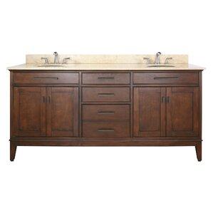 vanity double sink 72. Chesterville 72  Double Bathroom Vanity Set Inch Vanities You ll Love Wayfair