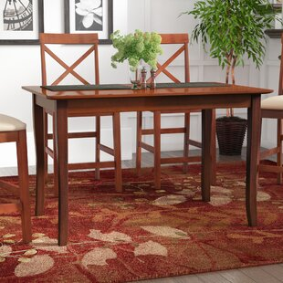 Shuman Solid Wood Dining Table
