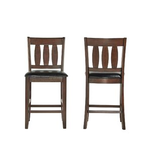 Sachem Dining Chair (Set of 2) by Three Posts