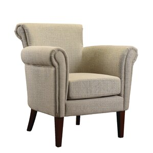 Rive Gauche Odette Armchair by French Heritage