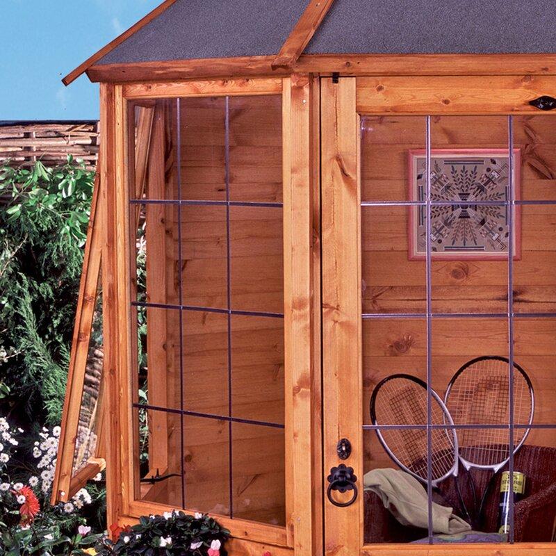 Mercia Garden Products 6 X 6 Ft. Octagonal Summer House & Reviews